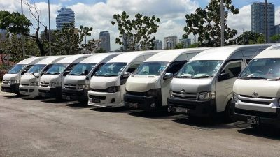 mini bus singapore booking